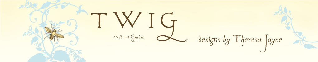 Twig Art and Garden